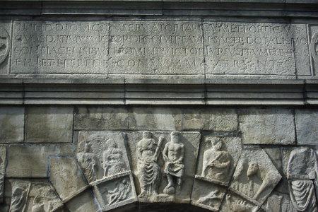 Inschrift Capitalis
