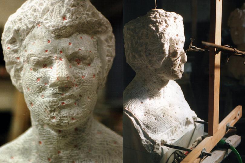 Kopie nach einer Skulptur von C.D. Rauch